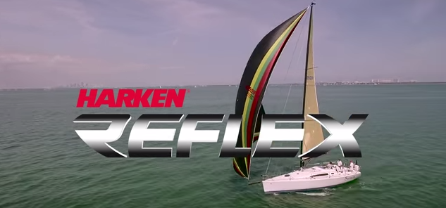 Gennaker en Code-0 top down Harken Reflex furlers