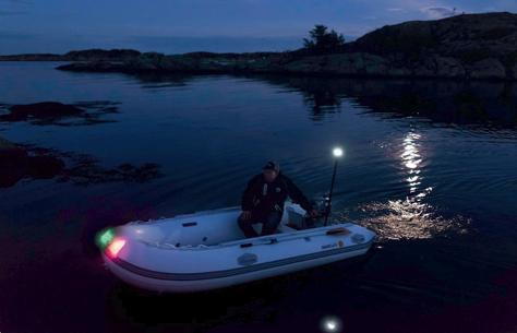 Klantvraag: welke bootverlichting of navigatieverlichting heb ik ...