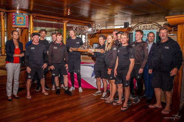 Team Rán wint One Ton Cup 2019