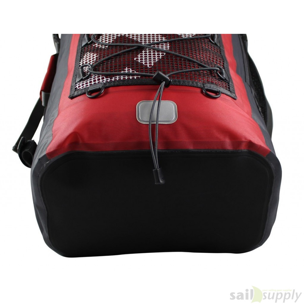 aabfc39300c Waterdichte rugzak OverBoard 50L Ultra-Light Backpack red