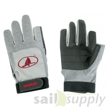 Harken Black magic handschoen met lange vingers