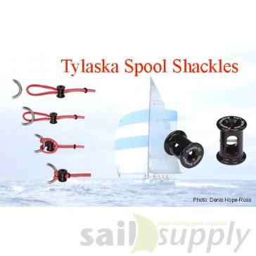 Spool shackle P4 voor 6-10 mm lijn