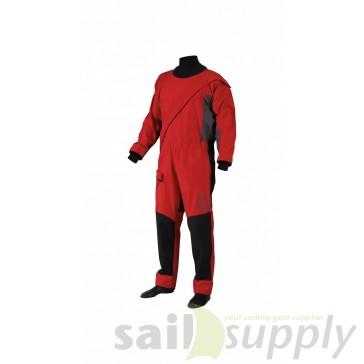 Gill droogpak 4803J red junior pro drysuit