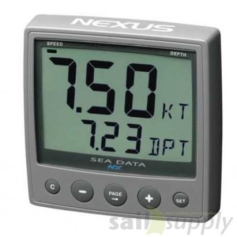 Nexus NX Sea Data display