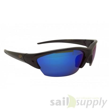 Zonnebril Barz optics type Piha blauw
