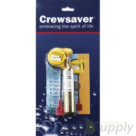 Crewsaver herlaadset type Hammar+CO2 150N