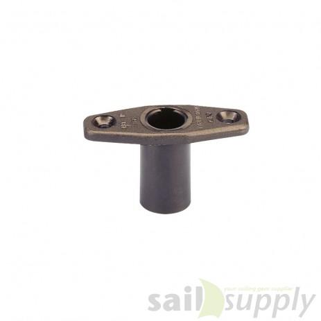 Lalizas top mount socket for oarlock wh