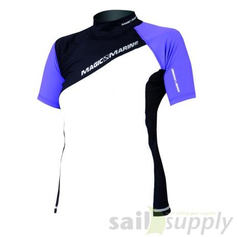 Magic Marine Energy Rash Vest S/S Ladies