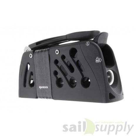 Spinlock Power Clutch CTiC 8-12mm zij montage SB, zwart