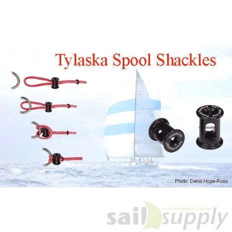 Spool shackle S-2 voor 3mm lijn
