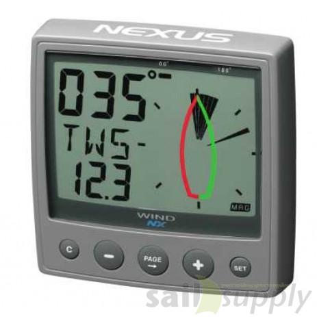 Nexus NX Wind display