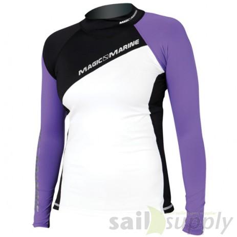 Magic Marine Energy Rash Vest L/S Ladies