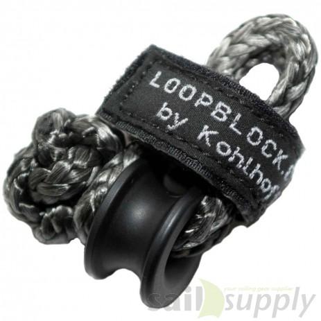 Kohlhoff loop connector 10-12 mm, knoop