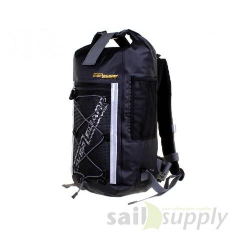 OverBoard Waterproof Backpack 20ltr Pro-light backpack black