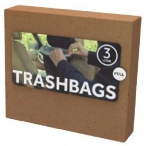 Flextrash Trashbags bio vuilniszakken - 3 ltr - 10 stuks