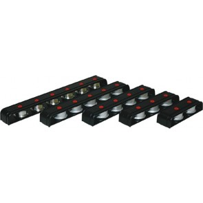 Easy geleideblok 6 schijven zwart