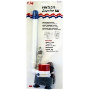 Rule Visbun Beluchter Pomp Kit 12V 23 l/m