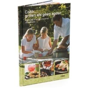 """Cobb Kookboek deel 1 (""""Grillen als geen ander"""")"""