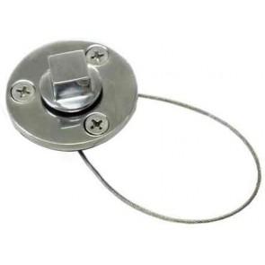 RVS Lensplug AISI316