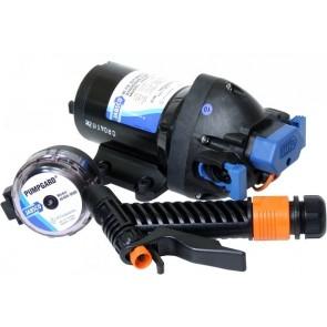 Jabsco Par-Max4 Dekwaspomp set 24V 15 l/m 50 psi