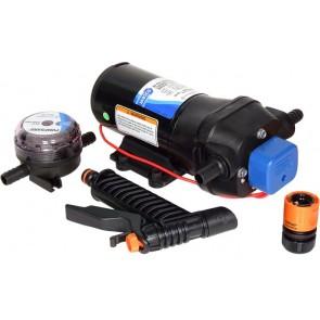 Jabsco Par-Max5 Dekwaspomp set 24V 189 l/m 50 psi