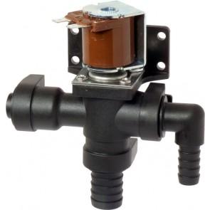 Jabsco Solenoid klep 24V (Toilet)