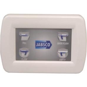 Jabsco Bedieningspaneel DeLuxe Flush Toilet