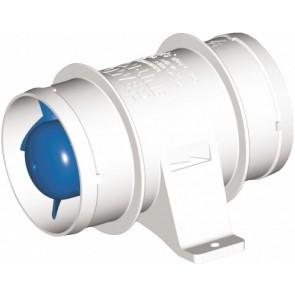 Rule In-Line Ventilator 24V 38 kuub/min 75 mm