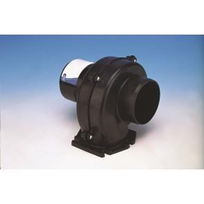 Jabsco Ventilator 12V 3 kuub/min 75 mm Flensmontage