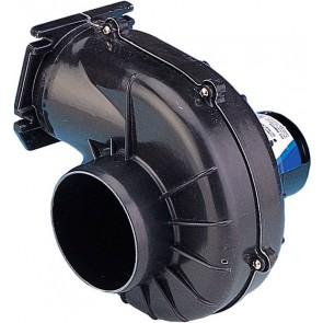 Jabsco Ventilator 12V 71 kuub/min 100 mm Flensmontage