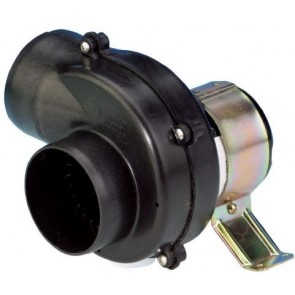Jabsco Ventilator 12V 3 kuub/min 75 mm Flex Montage