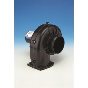 Jabsco Ventilator Heavy Duty 12V 71 kuub/min 100 mm Flensmontage