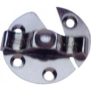 RVS overvalsluiting diameter 45mm