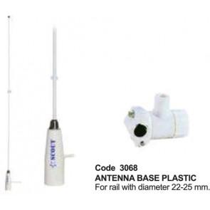 FM/AM antenne 4M kabel met basis