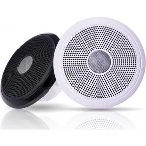 Fusion XS-F40CWB 4.0'' Speakers Classic White & Black (No LED)