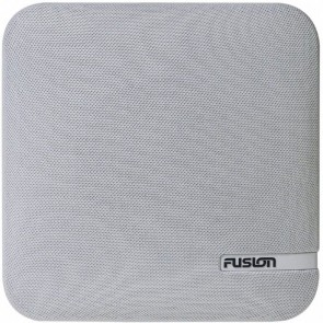 "Fusion SM-F65CW Shallow Mount Speakers 6.5"" Cloth White"
