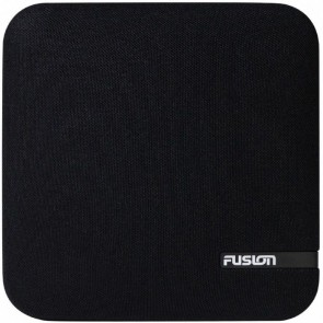 "Fusion SM-F65CB Shallow Mount Speakers 6.5"" Cloth Black"
