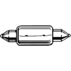Perko Gloeilampje Buis 285mm 12V/10W 2x/blister