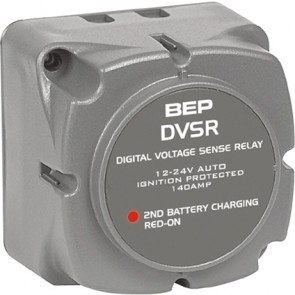 BEP DVSR 12/24V 140 Amp Digital Voltage Sensing Relay