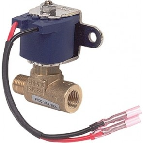BEP elektrische gasafsluiter 24V