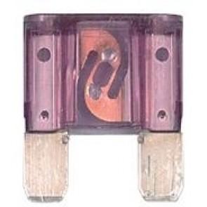 BEP zware steekzekering 40 Amp - Geel - Displayverpakking