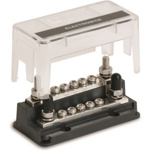 Pro Installer Z Bar 18 Way Busbar and Cover -2x200 Amp
