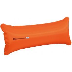 Optimist luchtzak 48L 92x29cm met slang oranje