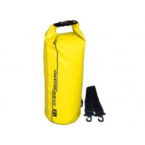 Waterproof Overboard 12L Dry Tube yellow