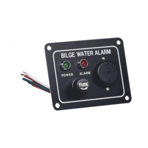 Bilgepomp schakelaar/alarm