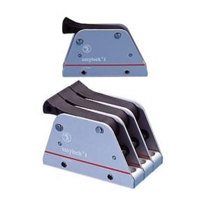EasyLock 1, grijs, 2-stoppers