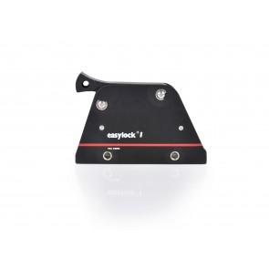 EasyLock 1 valstopper enkel - zwart