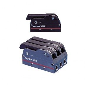 EasyLock Mini, zwart, 2-stoppers