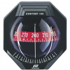 Plastimo Contest 130 10-25 graden kompas zwart