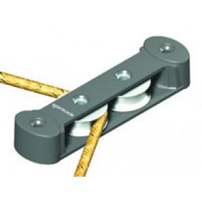Spinlock val geleider2x50 mm alu